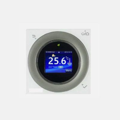 Trådløs termostat vannbåren varme